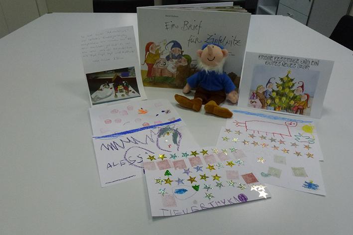 Brief Für Zipfelwitz : Wettbewerb lehrmittelverlag zürich