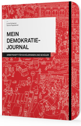 Mein Demokratie-Journal Arbeitsheft Cover